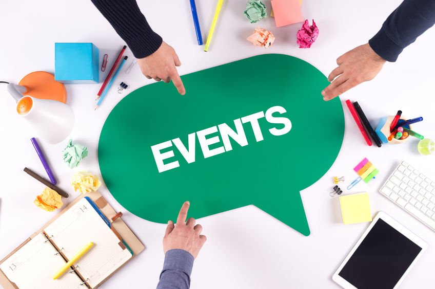 Seminars and Events.